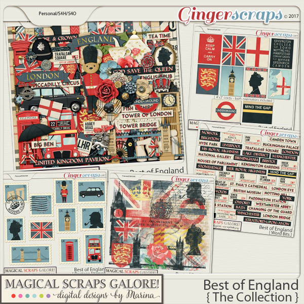 Best of England (collection)