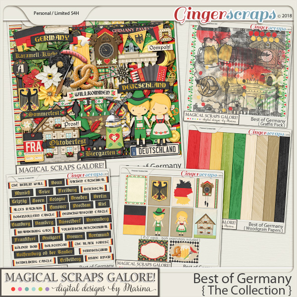 Best of Germany (collection)