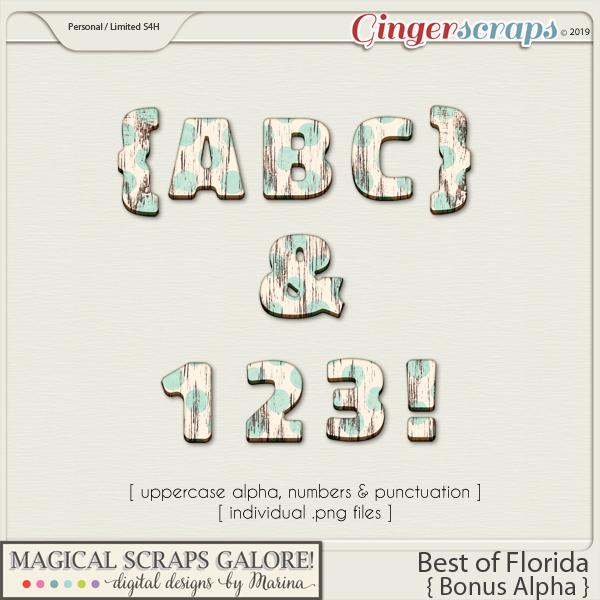 Best of Florida (bonus alpha)