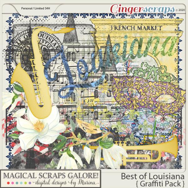 Best of Louisiana (graffiti)