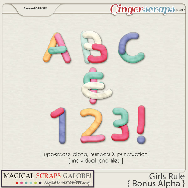 Girls Rule (bonus alpha)