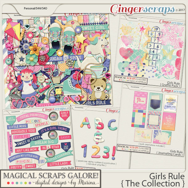 Girls Rule (collection)