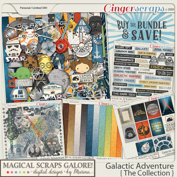 Galactic Adventure (collection)