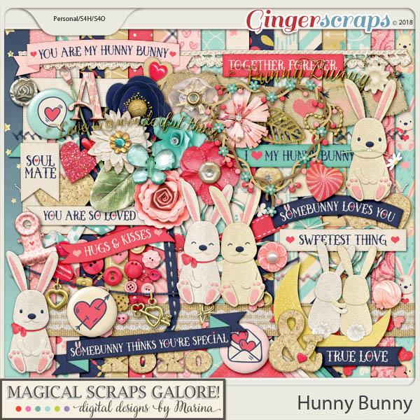 Hunny Bunny (page kit)
