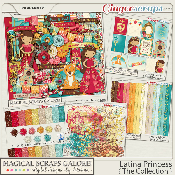 Latina Princess (collection)