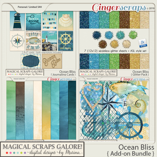 Ocean Bliss (add-on bundle)