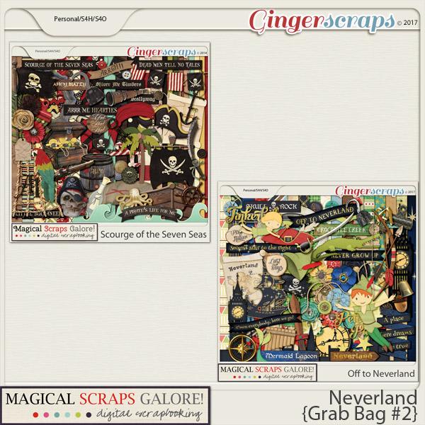 Neverland (grab bag #2)