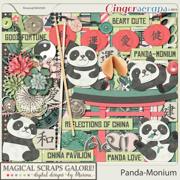 Panda-Monium!