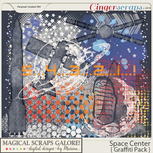 Space Center (graffiti pack)