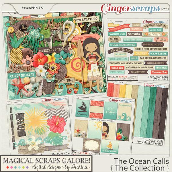 The Ocean Calls (collection)