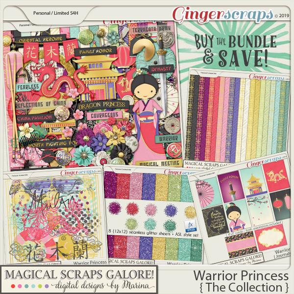 Warrior Princess (collection)