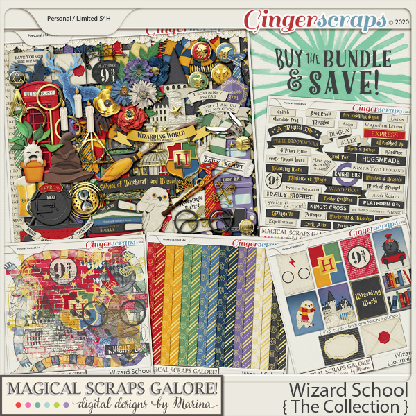 Wizard School (collection)