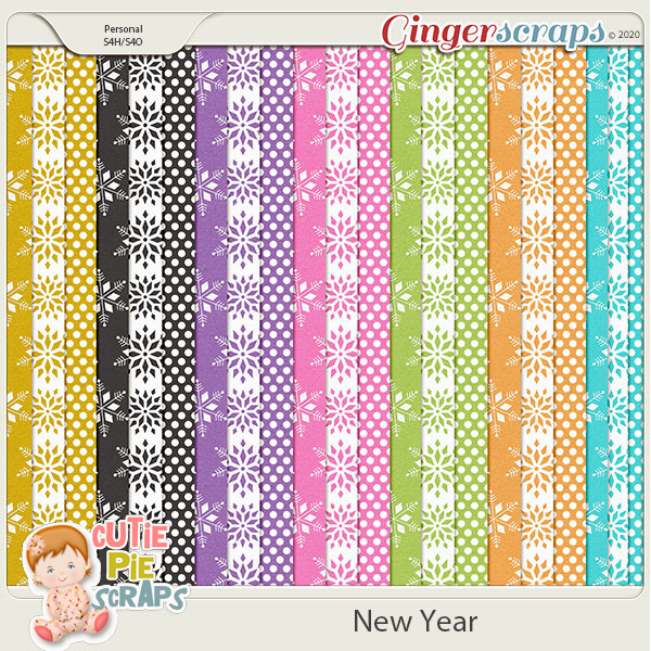 New Year-Pattern Papers