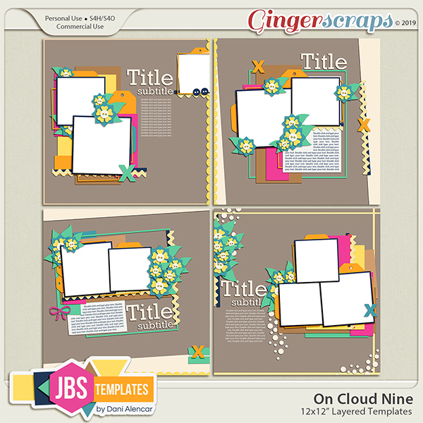 On Cloud Nine Templates by JB Studio