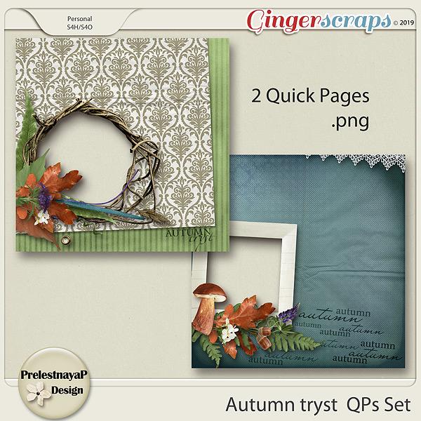 Autumn tryst QPs Set