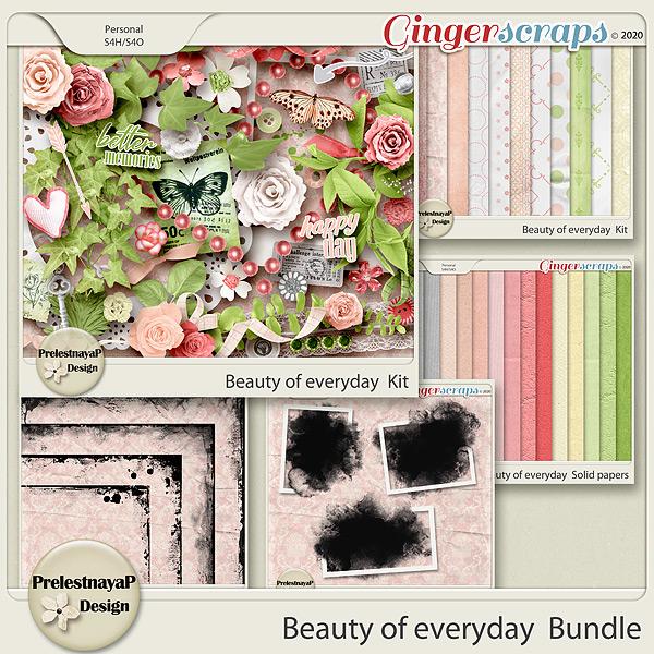 Beauty of everyday Bundle