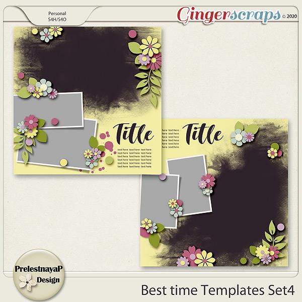 Best time Templates Set4