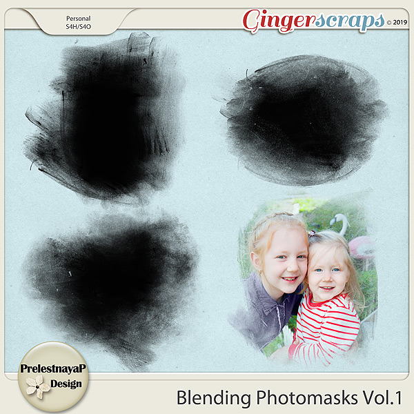 Blending Photomasks Vol.1