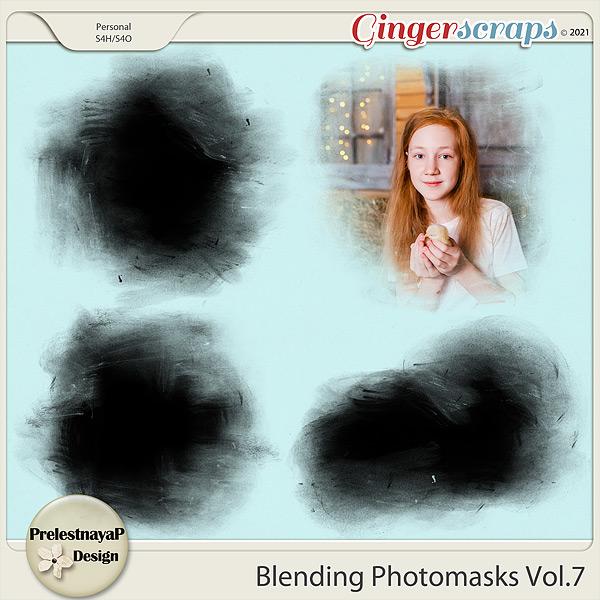 Blending Photomasks Vol.7