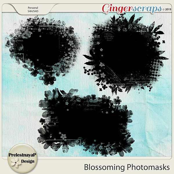 Blossoming Photomasks