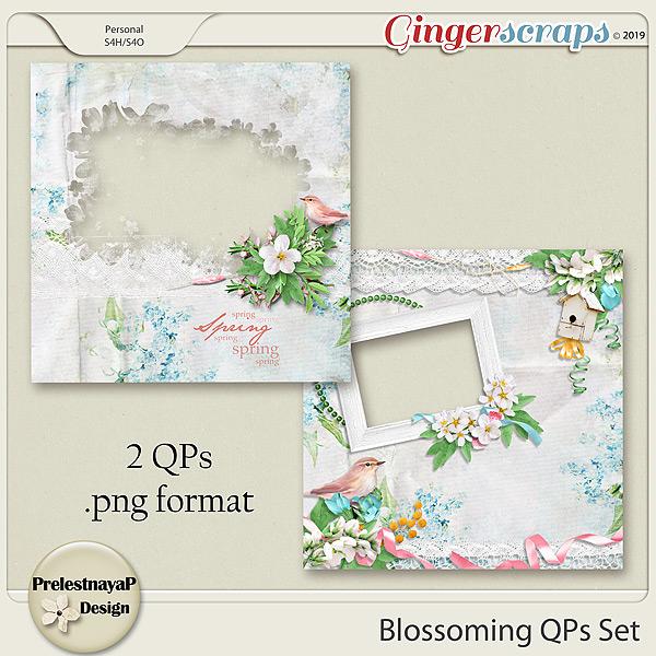 Blossoming QPs Set