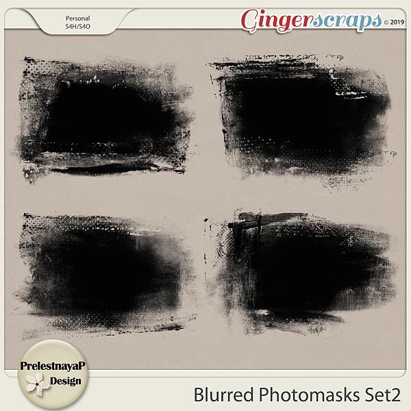 Blurred Photomasks Set2