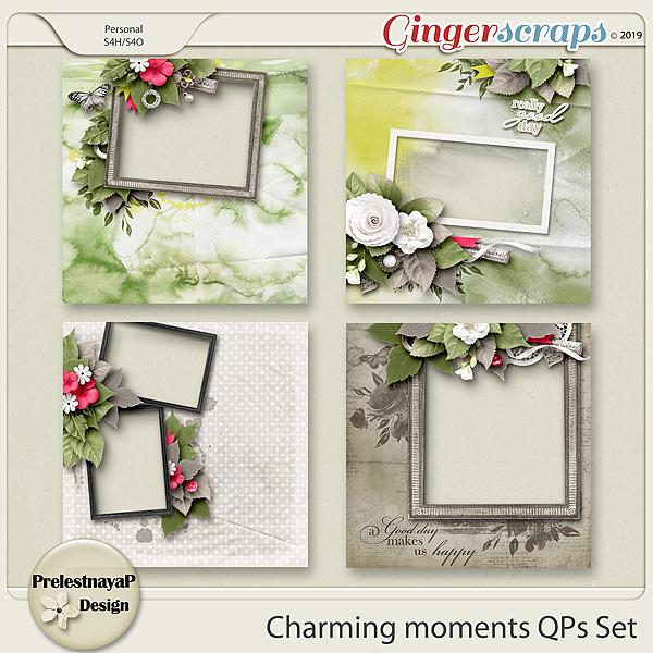 Charming moments QPs Set