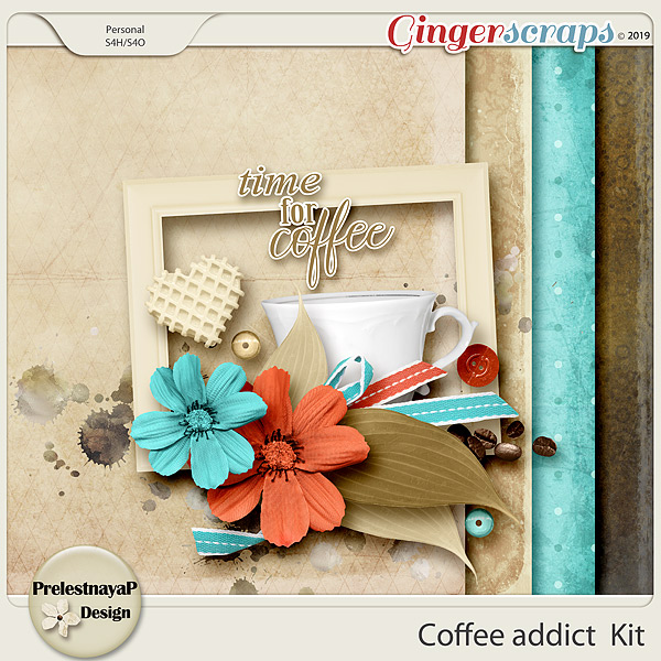 Coffee addict Mini-Kit