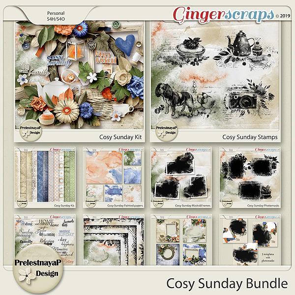 Cosy Sunday Bundle