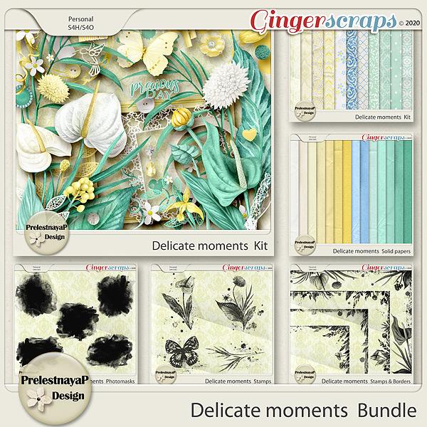 Delicate moments Bundle