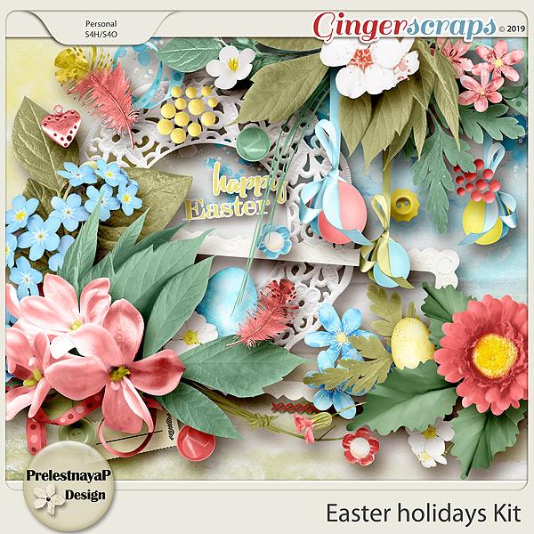 Easter holidays Kit