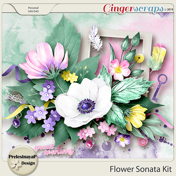 Flower Sonata Kit