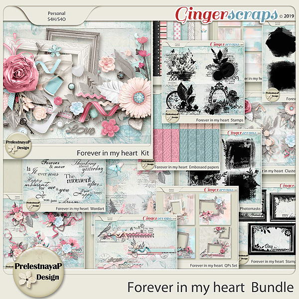 Forever in my heart Bundle