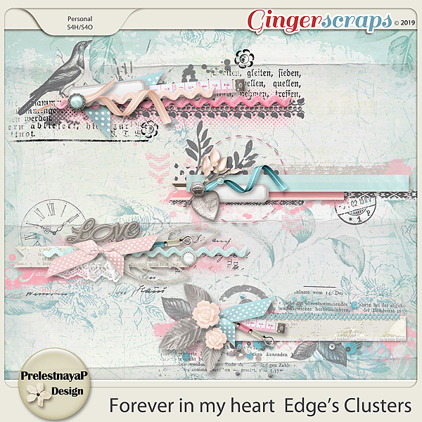 Forever in my heart Edges's Clusters