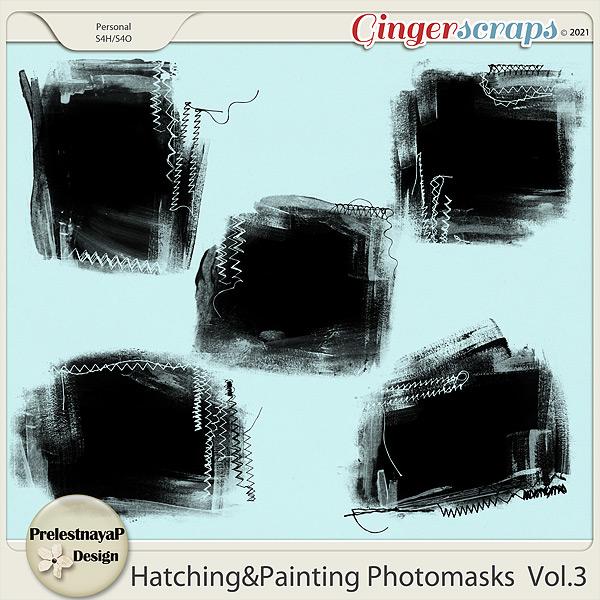 Hatching&Painting Photomasks Set3