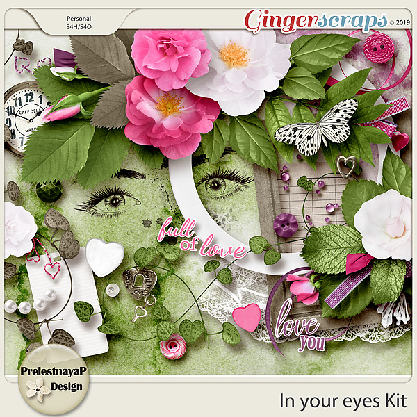 In your eyes Kit