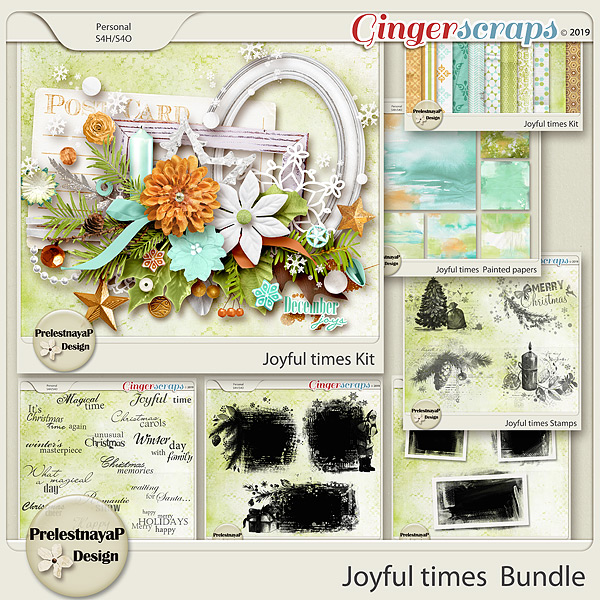 Joyful times Bundle