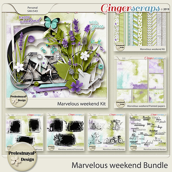 Marvelous weekend Bundle