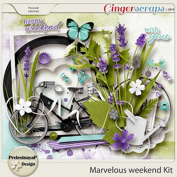 Marvelous weekend Kit
