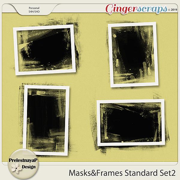 Masks&Frames Standard Set2