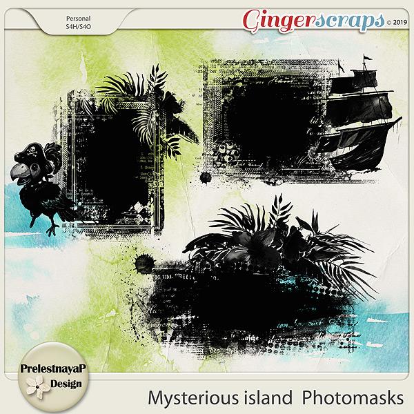 Mysterious island Photomasks