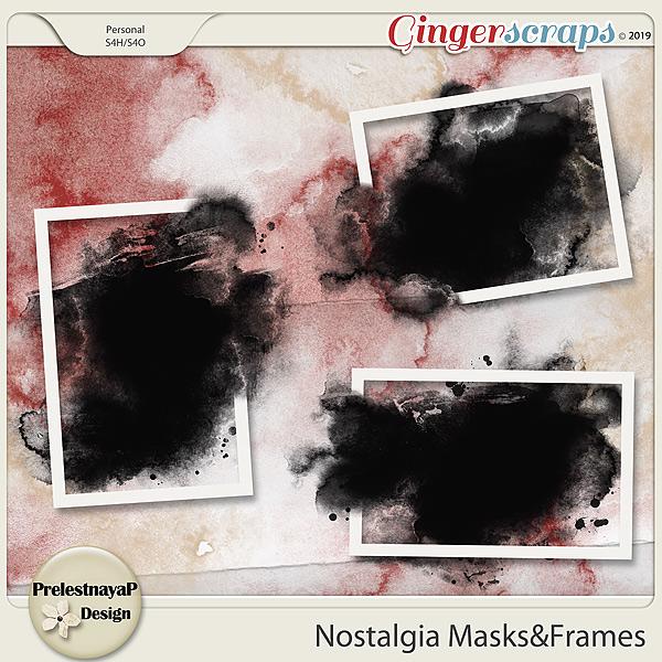 Nostalgia Masks&Frames