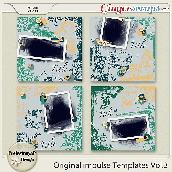 Original impulse Templates Vol.3