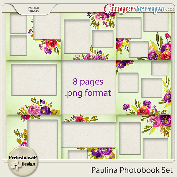 Paulina Photobook Set