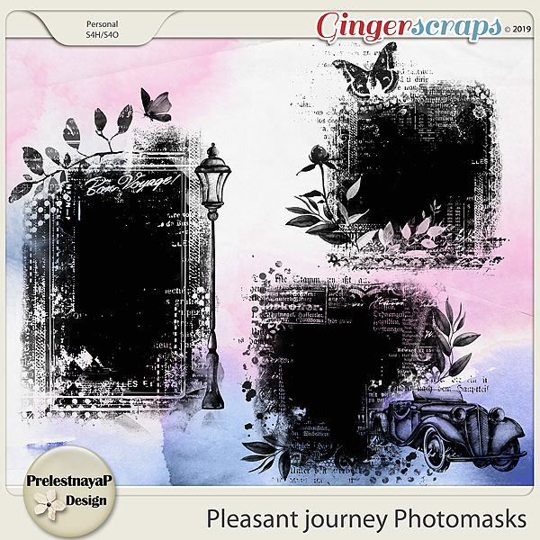 Pleasant journey Photomasks