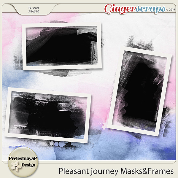 Pleasant journey Masks&Frames