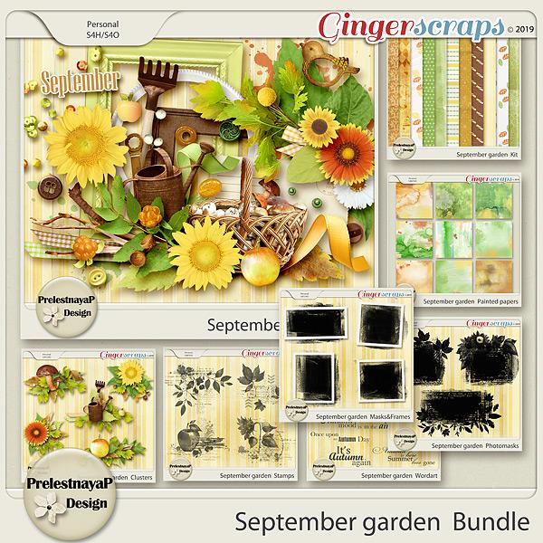 September garden Bundle