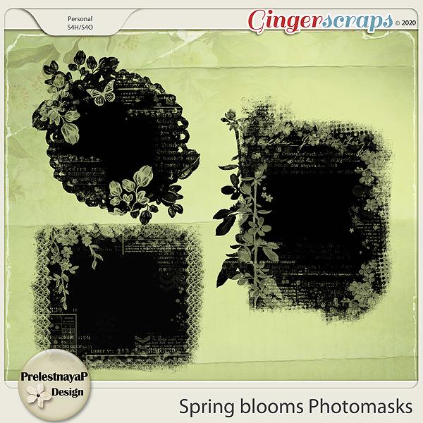 Spring blooms Photomasks