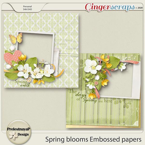 Spring blooms QPs Set