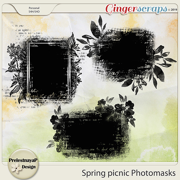 Spring picnic Photomasks